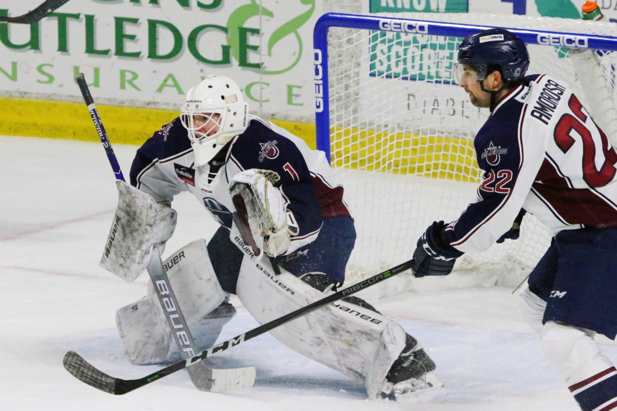 Fast Start Propels Oilers To Victory Over Steelheads Tulsa Oilers