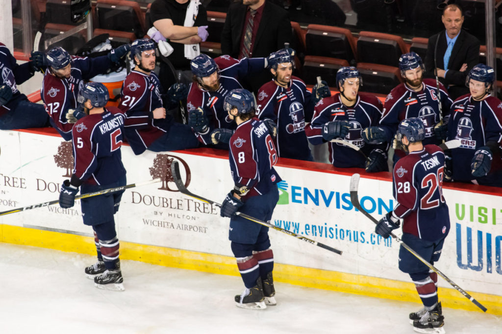 Oilers Reveal Playoff Roster Tulsa Oilers