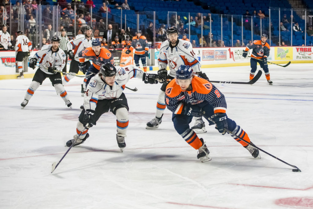 Oilers Announce First Round Playoff Schedule Tulsa Oilers