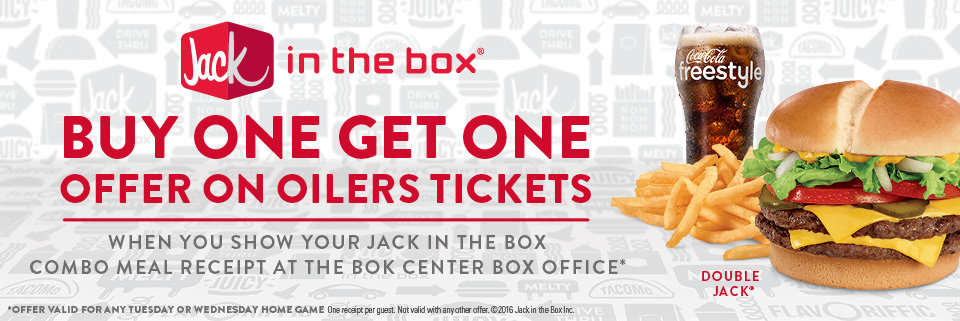 Jack in the Box | Buy 1 Get 1 Free