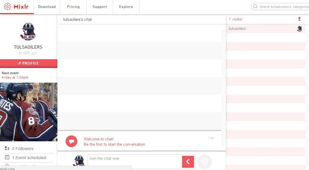 mixlr-page