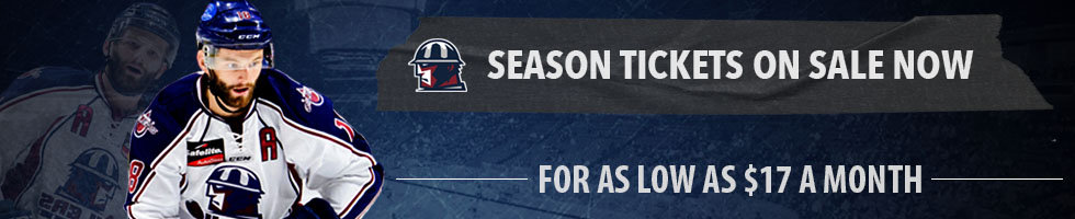 Season Tickets | Tulsa Oilers