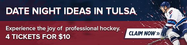 SEO Banners - Date night ideas in Tulsa - Tulsa Oilers